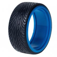 Speedway Slide Eagle Drift tyre with insert wheel 26mm (4pcs)