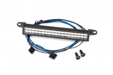 TRAXXAS запчасти LED LIGHT BAR для TRX-4 (люстра на крышу)