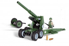 COBI Орудие 155 mm Gun M1 Long Tom