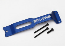 TRAXXAS запчасти Chassis brace, rear (fits E-Revo : Summit)