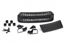 TRAXXAS запчасти Body accessories kit, 2017 Ford Raptor® (includes grille, hood insert, side mirrors, & mounting