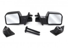 TRAXXAS запчасти Mirrors, side (left & right): mounts (left & right): 2.6x8mm BCS (2)