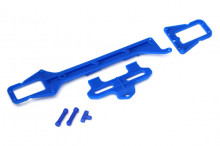 TRAXXAS запчасти Upper chassis (long): battery hold down