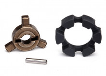TRAXXAS запчасти Cush drive key: pin: elastomer damper