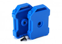 TRAXXAS запчасти Fuel canisters (blue) (2): 3x8 FCS (1)