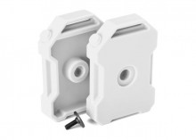 TRAXXAS запчасти Fuel canisters (white) (2): 3x8 FCS (1)