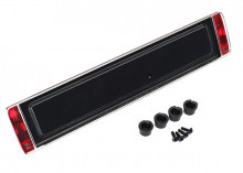 TRAXXAS запчасти Tailgate panel: tail light lens (2) (left & right) (fits #8010 body)