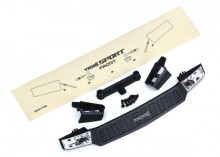 TRAXXAS запчасти Grille: grille retainers (2): grille mount: lens (2): 2.5x8 BCS (6) (fits #8111 or #8112 body)