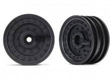 TRAXXAS запчасти Wheels, Tactical 1.9 (2)