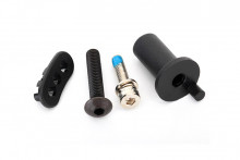 TRAXXAS запчасти Motor mount hinge post: fixed gear adapter: 5x25mm BCS (1)