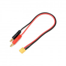Fuse Charging lead XT60  30cm 14awg male