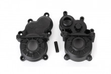 TRAXXAS запчасти Gearbox halves (front & rear): idler gear shaft