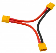 Fuse Wire harness, series battery connection XT-60