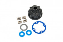 TRAXXAS запчасти Carrier, differential (heavy duty): x-ring gaskets (2)