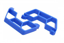 RPM Nerf Bars for the Traxxas Slash 2wd LCG Chassis - Blue