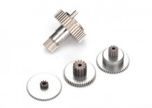 TRAXXAS запчасти Gear set, metal (for 2250, 2255 servos)