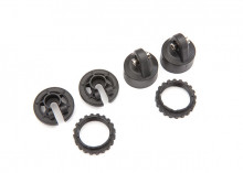 TRAXXAS запчасти Shock caps, GT-Maxx® shocks/ spring perch/ adjusters/ 2.5x14 CS (2) (for 2 shocks)