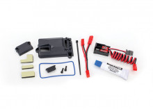 TRAXXAS запчасти BEC, complete (includes receiver box cover and seals)