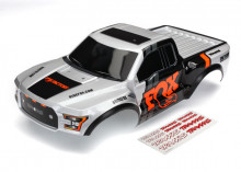 TRAXXAS запчасти  Body, Ford Raptor®, Fox (heavy duty)/ decals