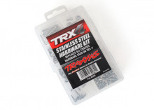 TRAXXAS запчасти Hardware kit, stainless steel, TRX-4® (contains all stainless steel hardware used on TRX-4)