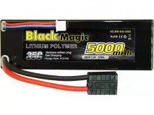 Black Magic 35C/5000mah/7.4V,2S1P (hardcase w/Traxxas Plug)