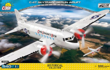 COBI Самолет C-47 Skytrain Berlin Airlift
