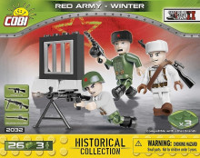 COBI Red Army - Winter