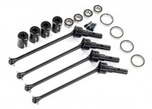 TRAXXAS запчасти Driveshafts, steel constant-velocity