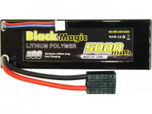 Black Magic 50C/5000mah/7.4V 2S1P (hardcase w/Traxxas Plug)