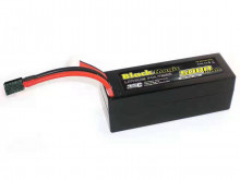 Black Magic 35C/5000mah/14.8V ,4S1P(hardcase w/Traxxas Plug)