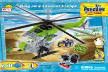 COBI King Julien's Great Escape