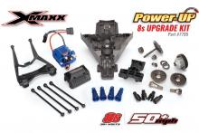 TRAXXAS запчасти Конверсия Power-UP Upgrade 8S Kit X-Maxx