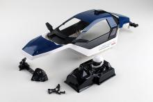 KYOSHO запчасти Body Parts Set (Navy Blue/NeXXt)