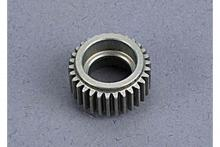 TRAXXAS запчасти Idler gear, machined-aluminum (not for use with steel top gear) (hard-anodized) (30-tooth)