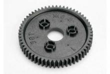 TRAXXAS запчасти Spur gear, 58-tooth (0.8 metric pitch, compatible with 32-pitch)