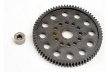 TRAXXAS запчасти Spur gear (72-Tooth) (32-pitch) w:bushing