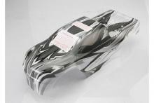 TRAXXAS запчасти Body, T-Maxx, ProGraphix (replacement for the T-Maxx 2.5 painted body. Graphics are printed, require
