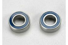 TRAXXAS запчасти Ball bearings, blue rubber sealed (5x10x4mm) (2)