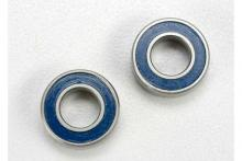 TRAXXAS запчасти Ball bearings, blue rubber sealed (6x12x4mm) (2)