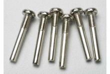 TRAXXAS запчасти Screw pin, 2.5x18mm (6)