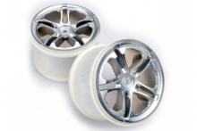TRAXXAS запчасти SS split spoke satin 3.8 (Revo:Maxx series)