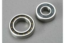 TRAXXAS запчасти Ball bearings (7x17x5mm) (1)/ 12x21x5mm (1) (TRX 3.3, 2.5R, 2.5 engine bearings)