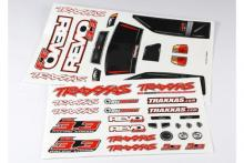 TRAXXAS запчасти Decal sheets, Revo 3.3