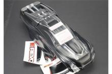 TRAXXAS запчасти Body, E-Revo, ProGraphix (replacement for painted body. Graphics are painted- requires paint and fin