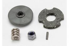 TRAXXAS запчасти Slipper clutch, complete (includes slipper clutch hub, clutch pad, spring, 3.0mm NL, 1.5x6mm pin)