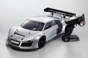 KYOSHO 1/8 EP 4WD Inferno GT2 VE RS Audi R8 RTR