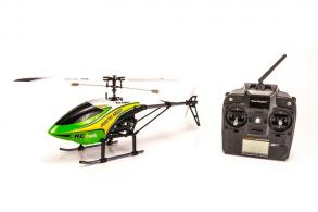 Nine Eagles Solo Pro 228 (Plastic Version with J5 transmitter)