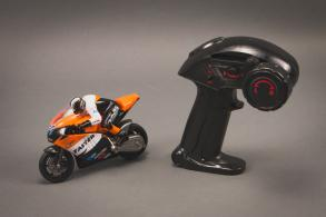 Great Wall Toys 1/10 CVT Race Motorbike
