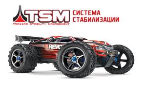 TRAXXAS E-Revo 1/10 4WD Brushless TQi TSM (w/o Battery and Charger)