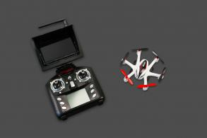 WLTOYS Q282G Mini Hexacopter (FPV 5.8 GHz)
